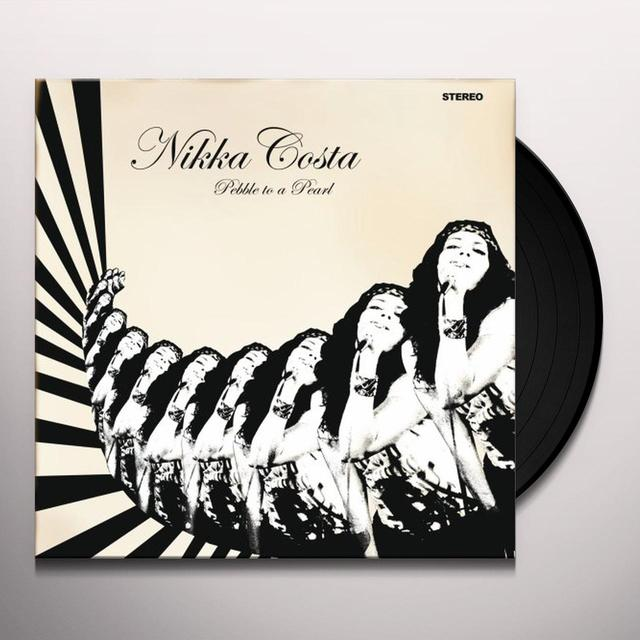Nikka Costa PEBBLE TO A PEARL Vinyl Record
