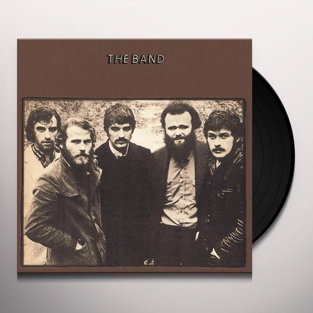BAND Vinyl Record - Limited Edition, 180 Gram Pressing