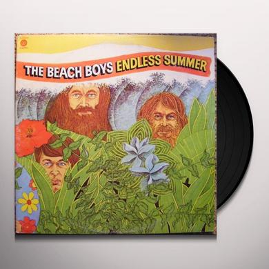 The Beach Boys ENDLESS SUMMER Vinyl Record - Limited Edition, 180 Gram Pressing
