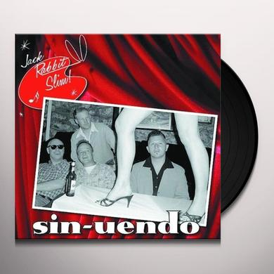 Jack Rabbit Slim SIN-UENDO Vinyl Record