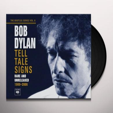 Bob Dylan TELL TALE SIGNS: BOOTLEG SERIES 8 Vinyl Record