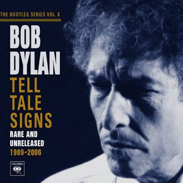 Bob Dylan TELL TALE SIGNS: BOOTLEG SERIES 8 Vinyl Record