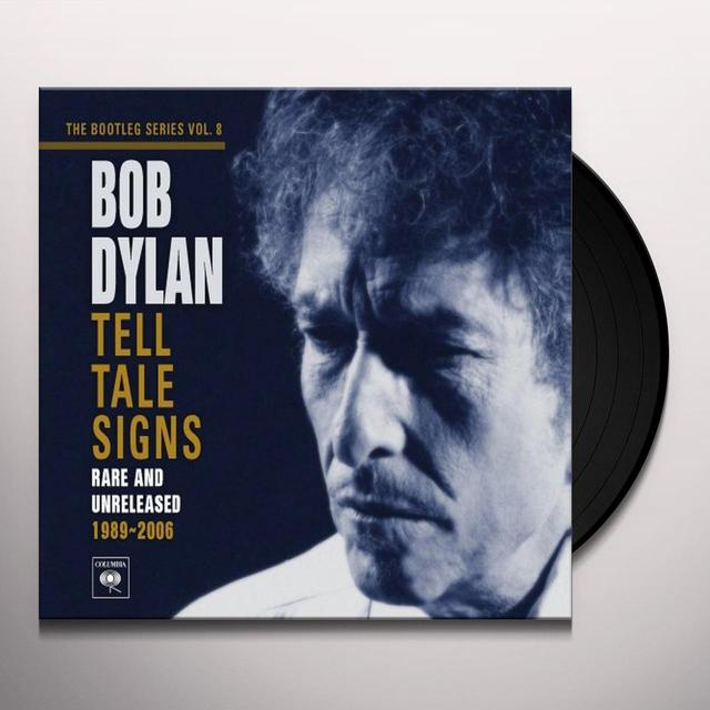 Bob Dylan TELL TALE SIGNS: BOOTLEG SERIES 8 Vinyl Record - 180 Gram Pressing