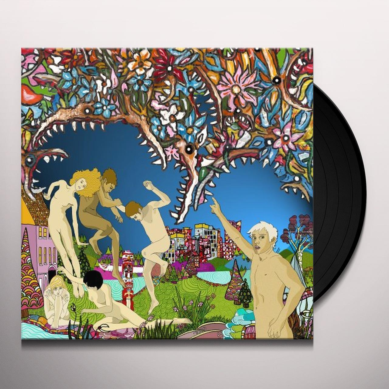 Of Montreal SKELETAL LAMPING Vinyl Record. Hover To Zoom