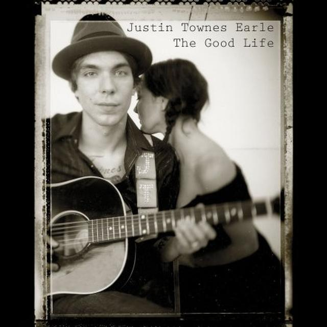 Justin Townes Earle GOOD LIFE Vinyl Record