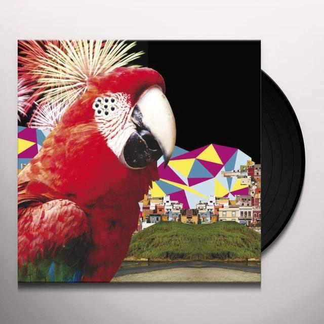 Guincho ALEGRANZA Vinyl Record