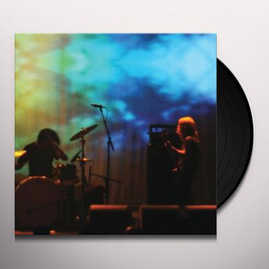 Earthless LIVE AT ROADBURN Vinyl Record