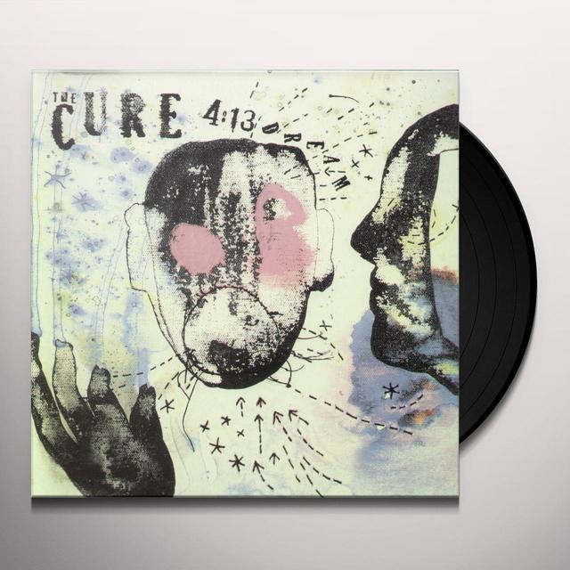 Cure 4:13 DREAM Vinyl Record