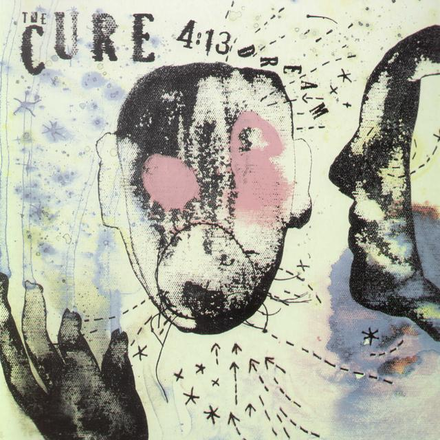 The Cure 4:13 DREAM Vinyl Record
