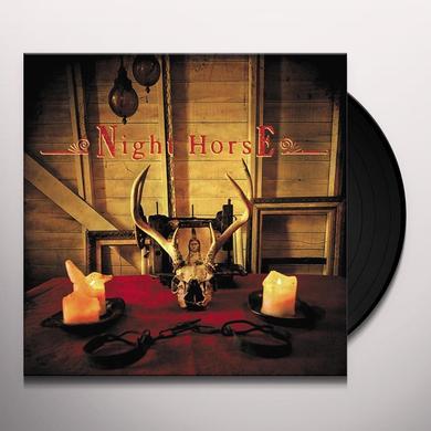Night Horse DARK WON'T HIDE YOU Vinyl Record