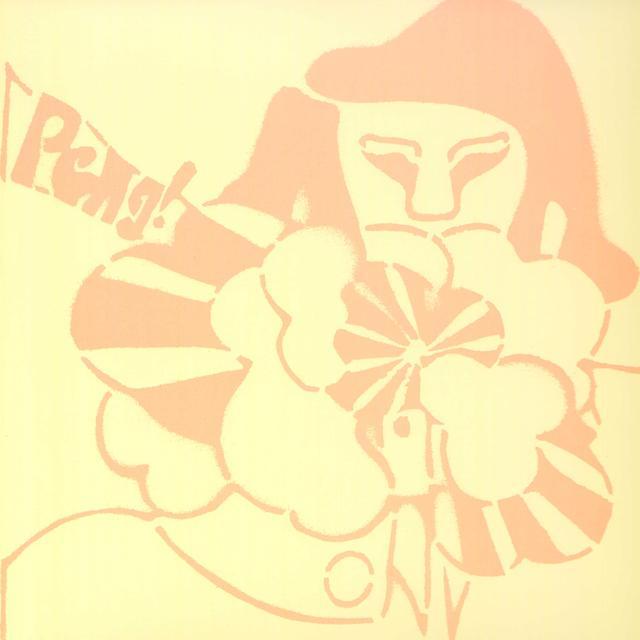 Stereolab PENG Vinyl Record