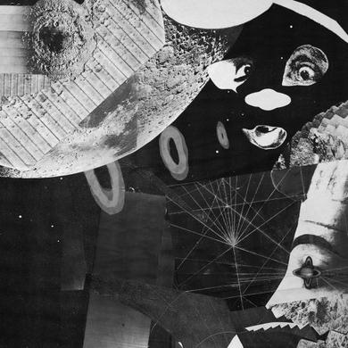 Eric Copeland ALIEN IN A GARBAGE DUMP Vinyl Record