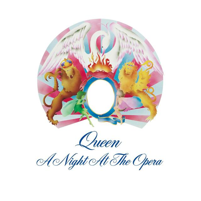 Queen NIGHT AT THE OPERA Vinyl Record