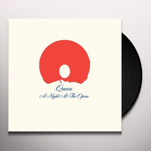 Queen NIGHT AT THE OPERA Vinyl Record - 180 Gram Pressing