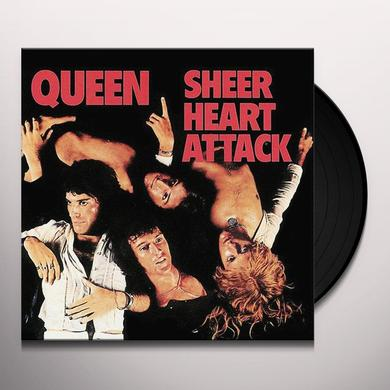 Queen SHEER HEART ATTACK Vinyl Record - 180 Gram Pressing