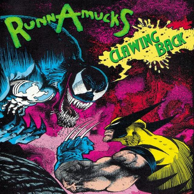 Runnamucks CLAWING BACK Vinyl Record