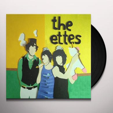 The Ettes LOOK AT LIFE AGAIN SOON Vinyl Record