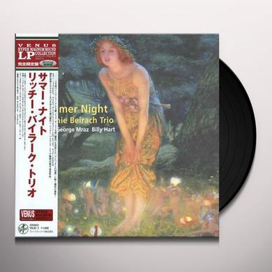 Richie Beirach SUMMER NIGHT Vinyl Record - Spain Import