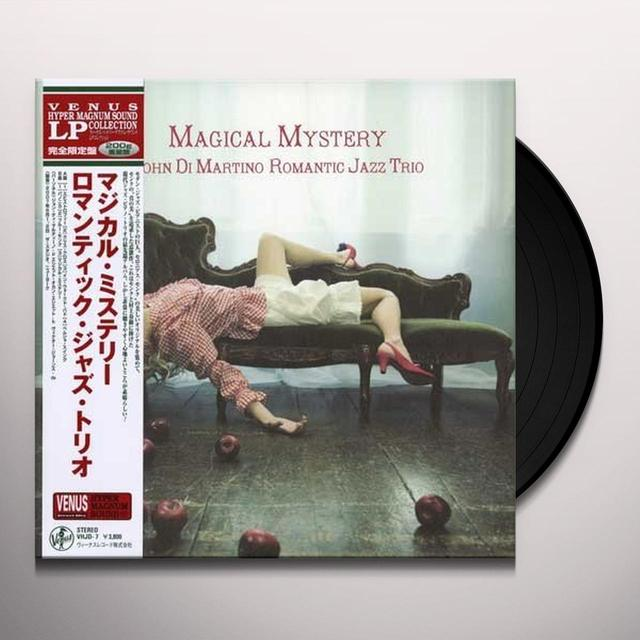 Romantic Jazz Trio MAGICAL MYSTERY Vinyl Record - Spain Release