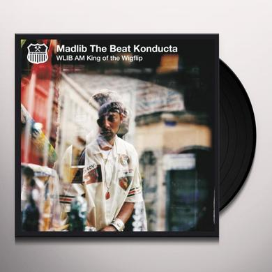 Madlib WLIB AM: KING OF THE WIGFLIP Vinyl Record