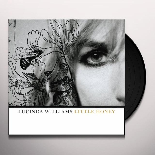 Lucinda Williams LITTLE HONEY Vinyl Record