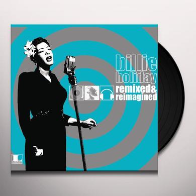 Billie Holiday REMIXED & REIMAGINED Vinyl Record