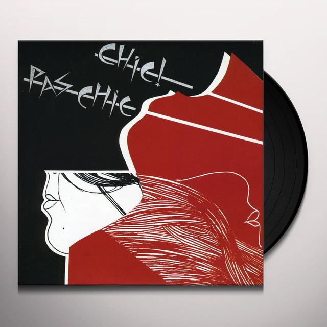 Pas Chic Chic HAYDEE MORCELEE Vinyl Record