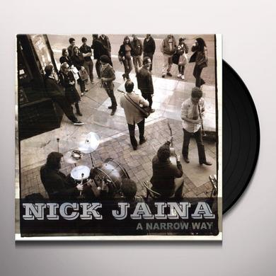 Nick Jaina NARROW WAY Vinyl Record - Limited Edition, 180 Gram Pressing, Digital Download Included