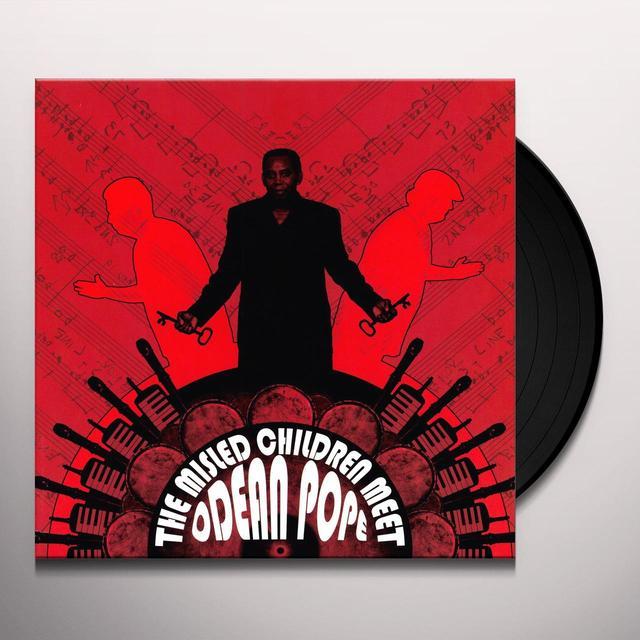 Misled Children & Odean Pope MISLED CHILDREN MEET ODEAN POPE Vinyl Record