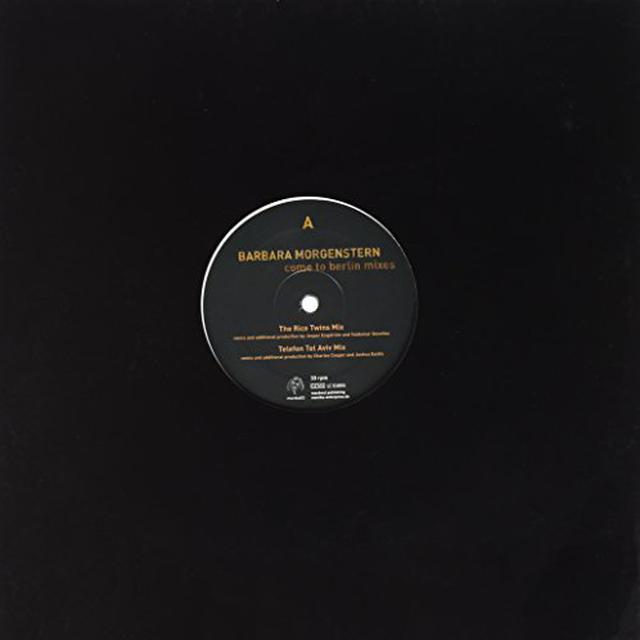 Barbara Morgenstern COME TO BERLINE (REMIXES) Vinyl Record