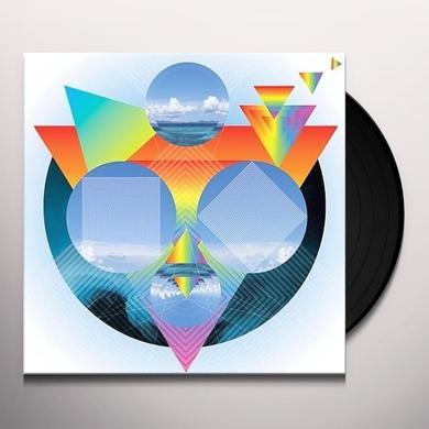 Fuck Buttons COLOURS MOVE Vinyl Record