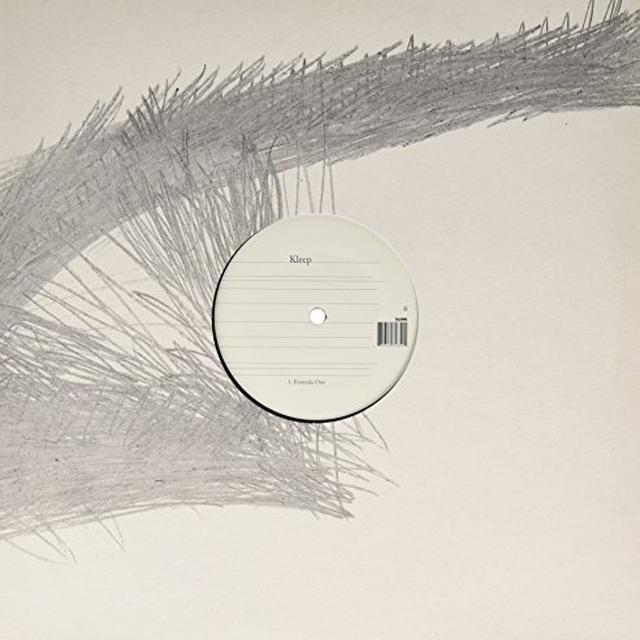 Kleep FORMULA ONE / MUPPET RIDE Vinyl Record