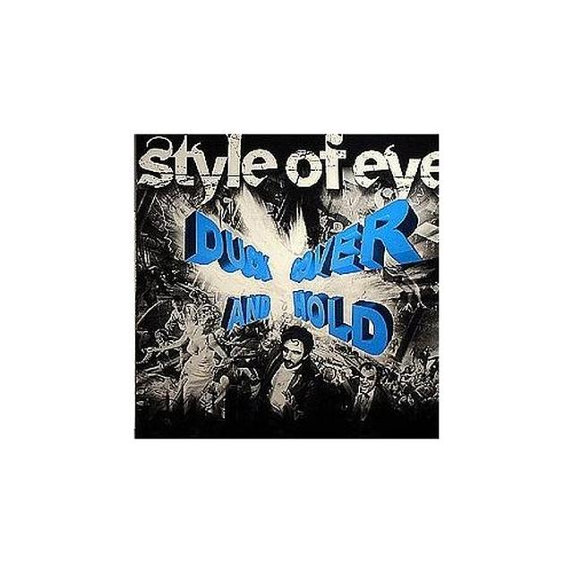 Style Of Eye DUCK COVER & HOLD (EP) Vinyl Record