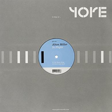 Alton Miller IN FLIGHT Vinyl Record