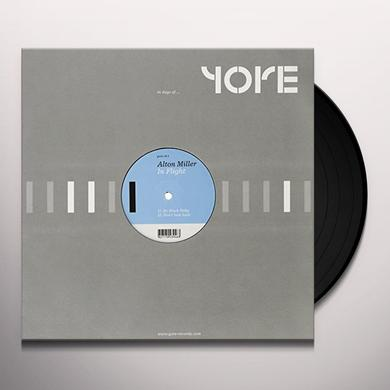 Alton Miller IN FLIGHT (EP) Vinyl Record