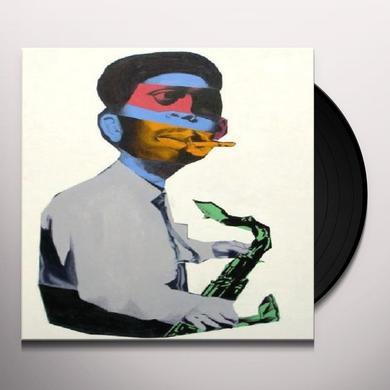Dave Aju OPEN WIDE Vinyl Record