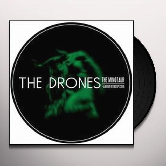 Drones MINOTAUR + A BRIEF RETROSPECTIVE  (EP) Vinyl Record - Picture Disc