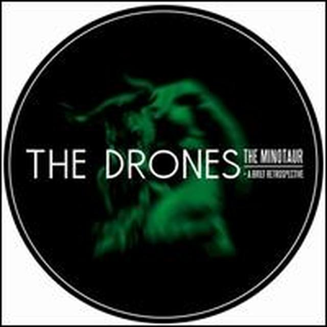 The Drones MINOTAUR + A BRIEF RETROSPECTIVE  (EP) Vinyl Record - Picture Disc