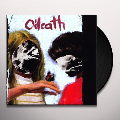 O'Death BROKEN HYMNS LIMBS & SKIN Vinyl Record