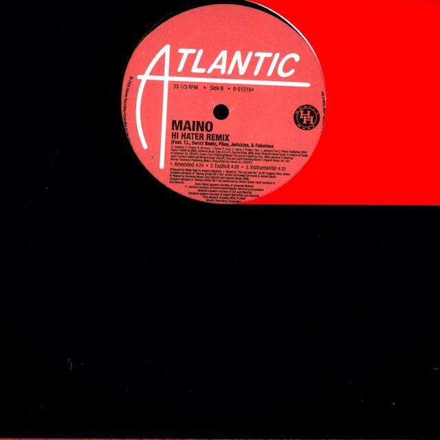 Maino HOOD LOVE Vinyl Record