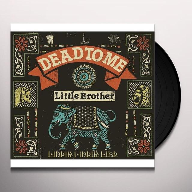 Dead To Me LITTLE BROTHER (EP) Vinyl Record - Digital Download Included