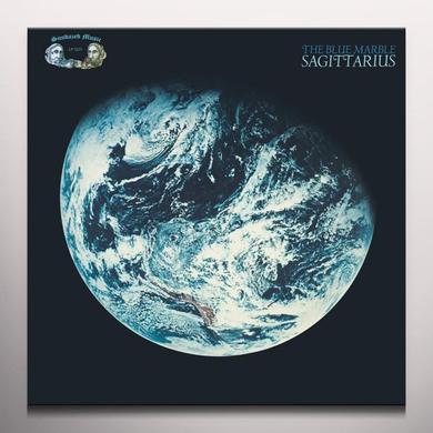 Sagittarius BLUE MARBLE Vinyl Record - Colored Vinyl