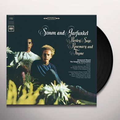 Simon & Garfunkel PARSLEY SAGE ROSEMARY & THYME Vinyl Record