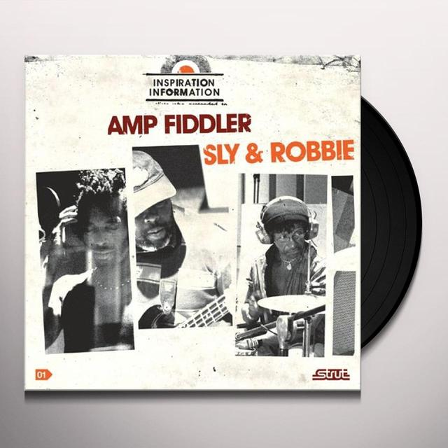 Amp Fiddler / Sly & Robbie INSPIRATION INFORMATION 1 Vinyl Record