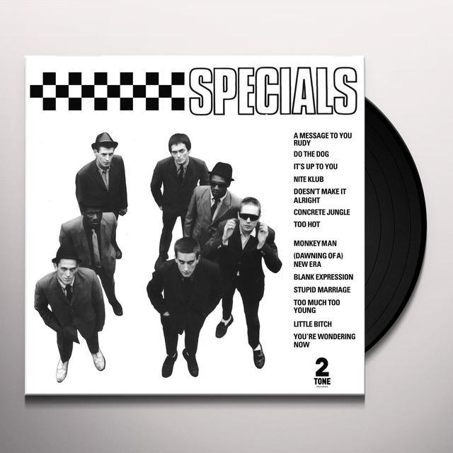 SPECIALS Vinyl Record - Limited Edition, 180 Gram Pressing