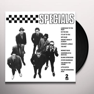 SPECIALS Vinyl Record - Limited Edition, 180 Gram Pressing