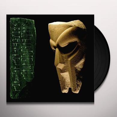 Mf Doom BORN LIKE THIS Vinyl Record