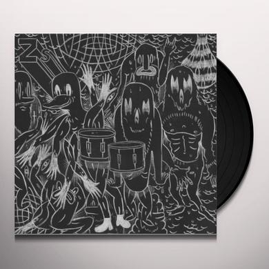Zs HARD (EP) Vinyl Record