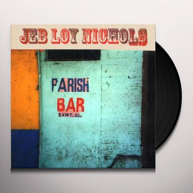 Jeb Loy Nichols PARISH BAR Vinyl Record