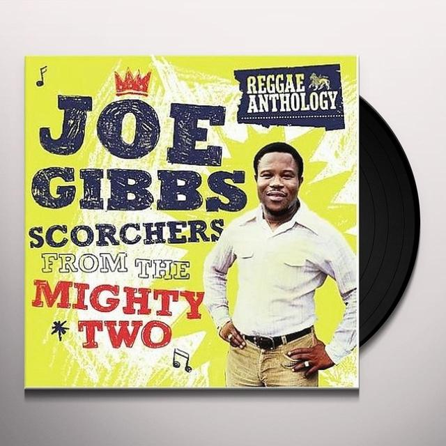 Joe Gibbs SCORCHERS FROM THE MIGHTY TWO Vinyl Record - Remastered
